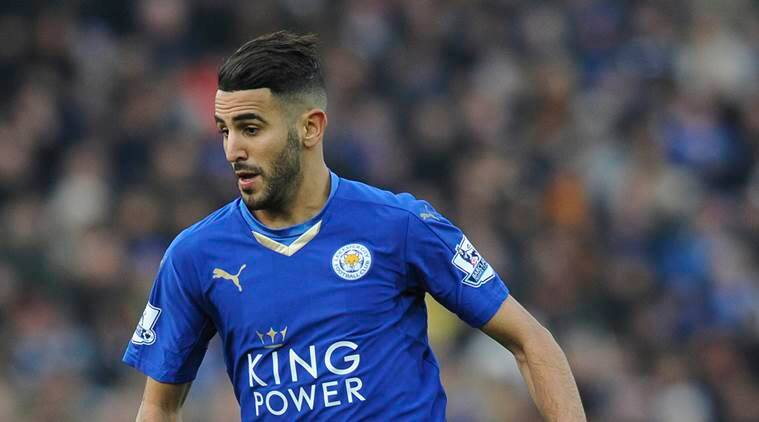 Manchester City sign Riyad Mahrez for reported 67 million Euros