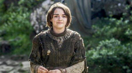 Maisie Williams bids adieu to Game of Thrones in a sinister way