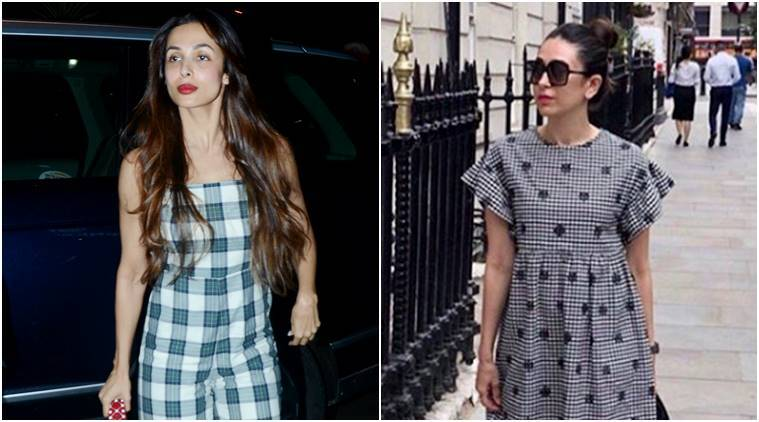 Bollywood Fashion, celeb fashion, malaika arora, karisma kapoor, malaika arora latest photos, karisma kapoor latest photos, indian expres, indian express news