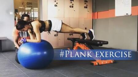 WATCH: Malaika Arora doing planks will surely motivate you to hit the gym