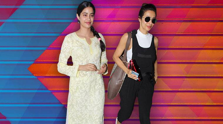 Malaika Arora or Janhvi Kapoor: Which airport style is more your type?