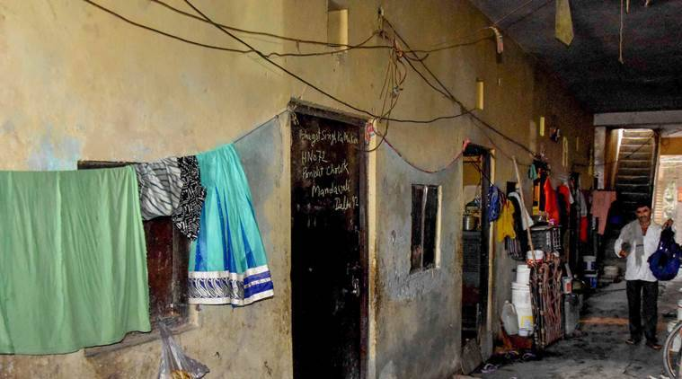 Delhi starvation death case, delhi girls death, delhi sisters starvation eath, delhi Mandawali deaths, Girls starved to death, Delhi news, Delhi crime, Indian Express