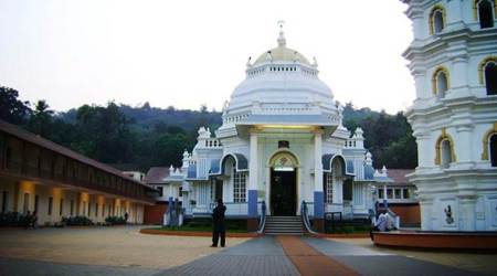 Sexual assaults in Goa temple