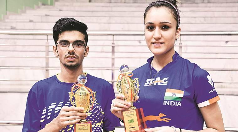 North Zone National Ranking Table Tennis Tournament: Manika Batra claims women's title