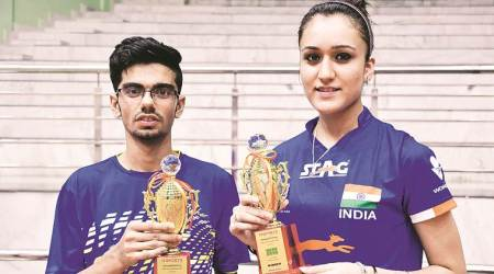 Manika Batra claims women's title in National Ranking tournament