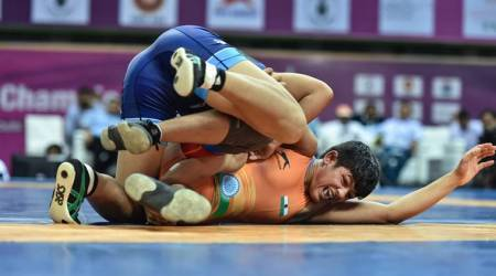 Mansi Ahlawat settles for silver at junior Asian wrestling