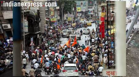 Why Maratha community is on the warpath again