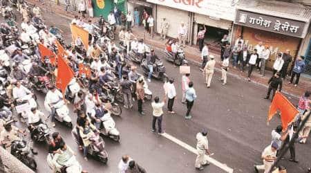 Maratha quota stir: Two men attempt suicide; constable dies of heartattack