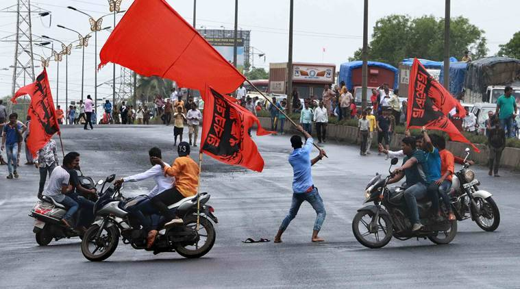 After day of violence, Maratha groups call off statewide quota stir