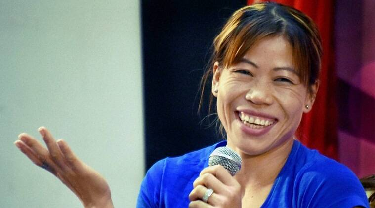 skipping, skipping rope, jumping a rope, Mary Kom, boxer, dropped 2 kilos in 4 hours, Poland, boxing tournament, gold medal, indian express, indian express news