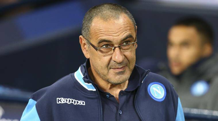 Maurizio Sarri, Maurizio Sarri Chelsea, Maurizio Sarri manager, Maurizio Sarri chelsea manager, Antonio Conte, sports news, football, Indian Express