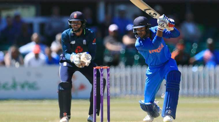 India A, India A vs England Lions, Mayank Agarwal, Rishabh Pant, sports news, cricket, Indian Express