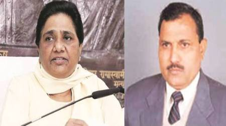Mayawati removes Veer Singh as BSP general secretary