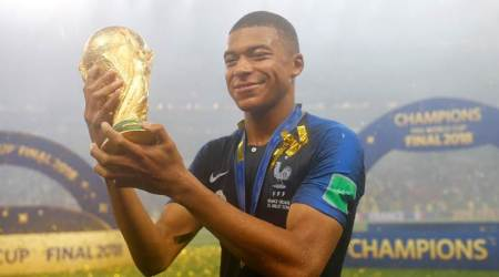 From one teenage World Cup sensation to another: Pele pays witty tribute to Kylian Mbappe