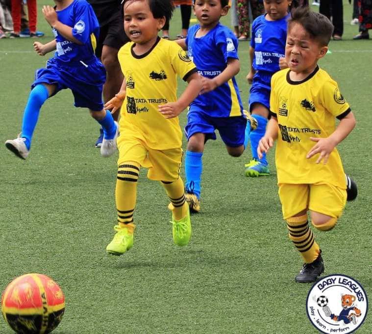 Meghalaya Baby League, Shillong, Football in Meghalaya