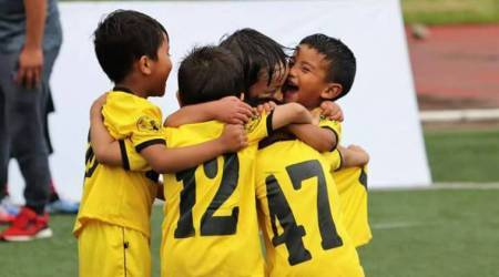 How a Meghalaya football league is taking baby steps towards life goals