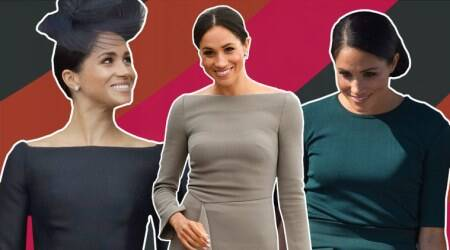 Meghan Markle takes us on a mini fashion tour in a single day