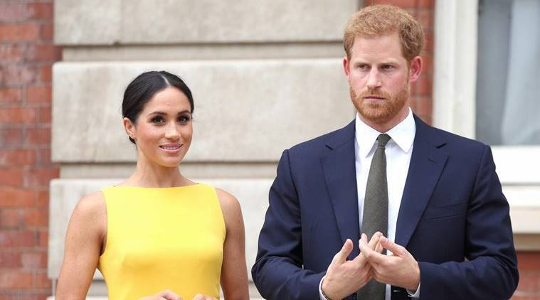meghan markle, brandon maxwell, prince harry, royal wedding, royal wedding 2018, prince harry wedding, meghan markle prince harry wedding, meghan markle fashion, royal fashion, meghan markle latest news, meghan markle latest photos, meghan markle updates, celeb fashion, indian express, indian express news