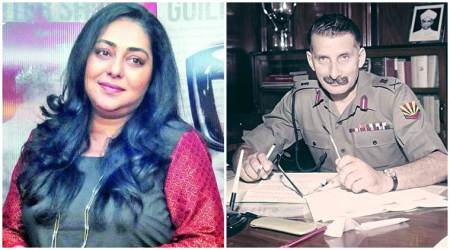 Meghna Gulzar says her forthcoming film on Sam Manekshaw is not a biopic