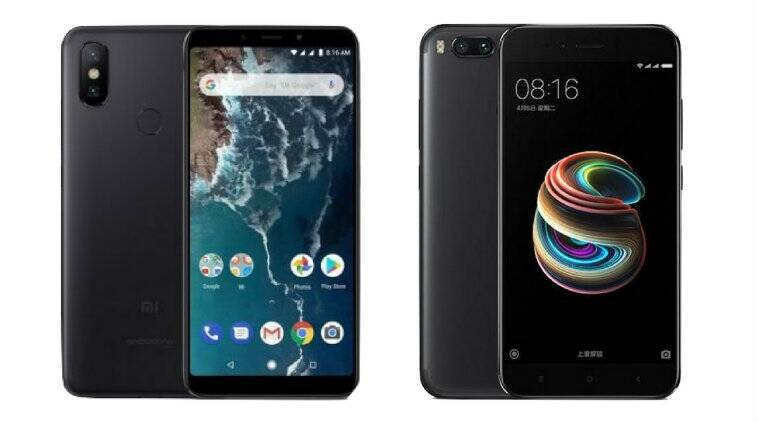 huge selection of 6574d fb0e3 Xiaomi Mi A2 vs Mi A1: Comparison of the two Android One phones ...