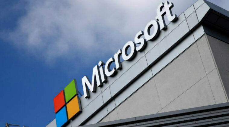 Microsoft thanks the cloud for a far brighter outlook