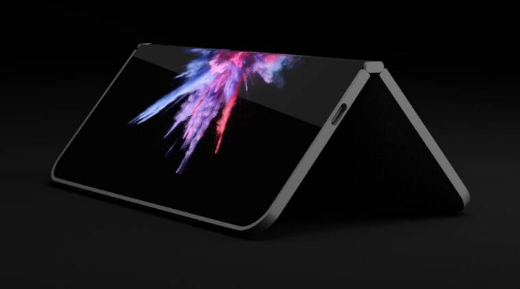 Microsoft, Surface Phone, Andromeda Project, Microsoft Andromeda Surface Phone, dual screen Andromeda phone, Surface Phone release date, Andromeda OS, Surface Phone specifications, Surface Phone 2018