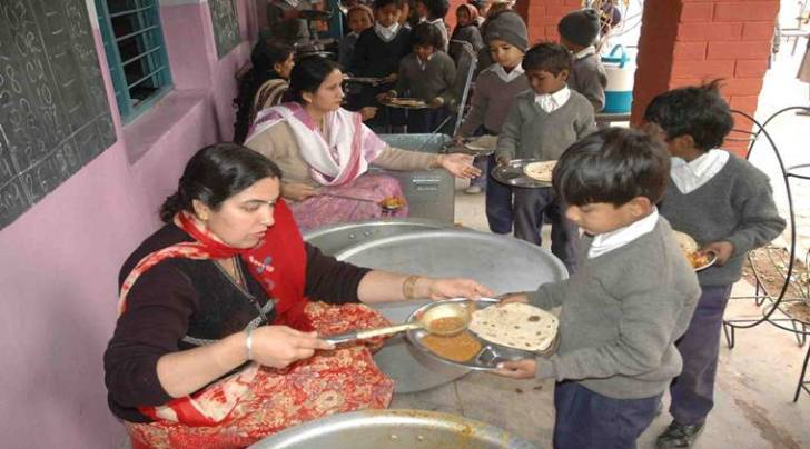 mid day meal, pseb, pseb.ac.in