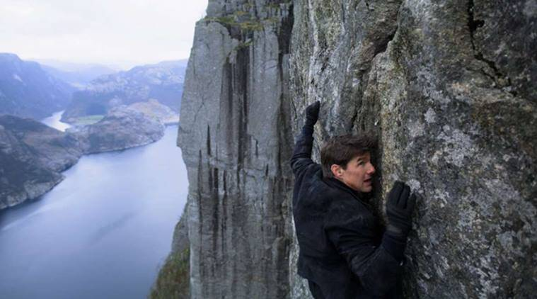 Mission Impossible Fallout out soon