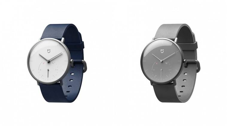 Xiaomi Mijia Quartz Watch launched in China: Price, specifications, andfeatures