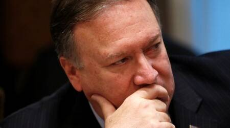 "China on ""wrong side"" of religious freedom: Mike Pompeo"