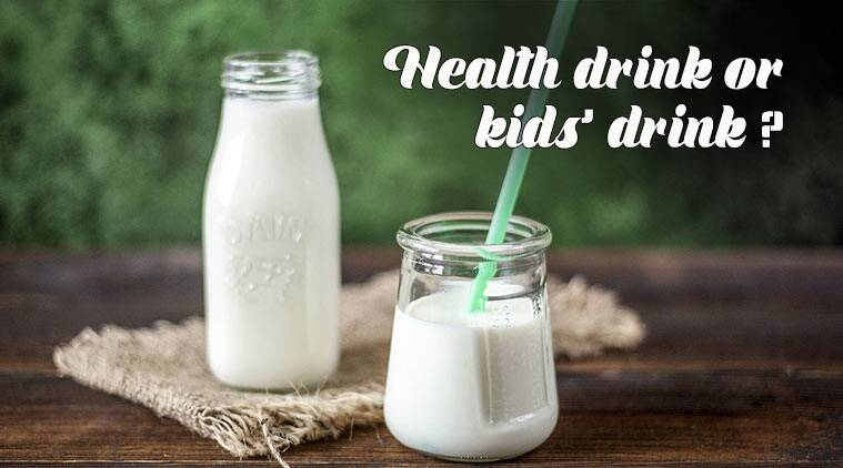 milk, is milk just for kids, what is the best time to drink milk, milk intake, diary products, balanced dietary products, vegan, no dairy intake, best time milk, indian express, health benefits of milk, indian express news