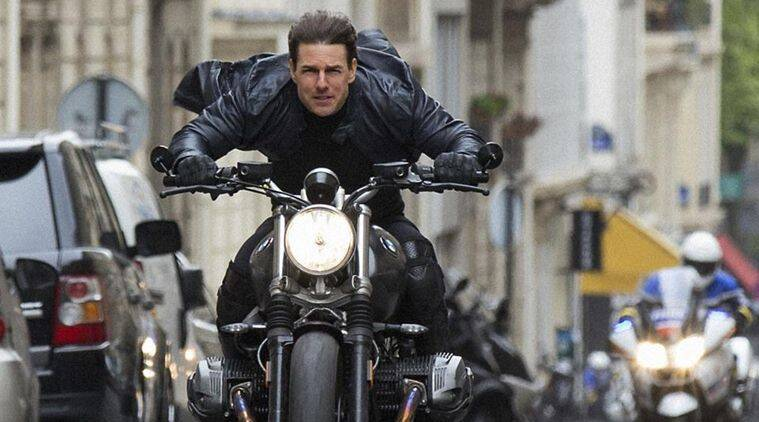 mission impossible fallout box office records