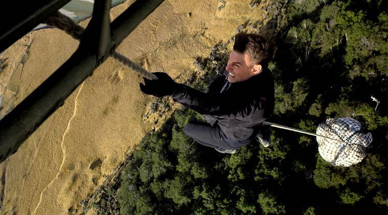 Mission Impossible Fallout box office collection day 4