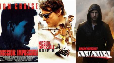Ranking all the films in the Mission: Impossible franchise
