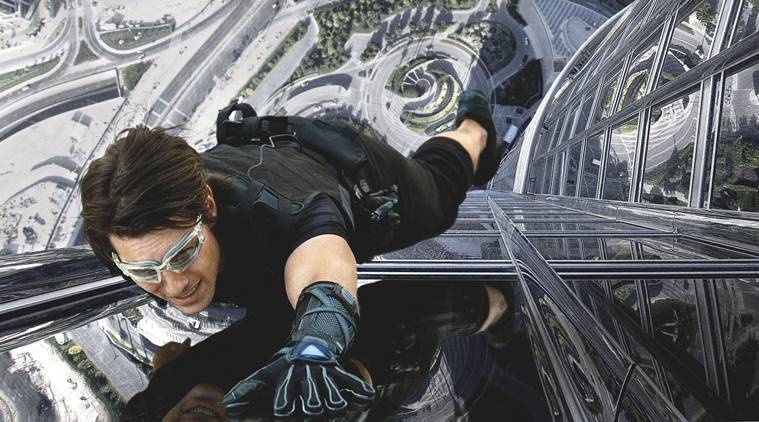mission impossible franchise tom cruise stunts