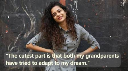 The story of Mithila Palkar's 'silent' relationship with her grandparents will leave you teary-eyed