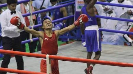 Meet NT Lalbiakkima — the boxer who trained by running around Mizoram with a heavy stone