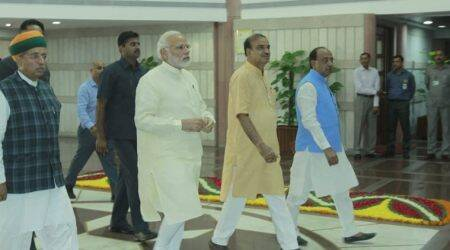 Monsoon session: PM Modi chairs all-party meet, seeks cooperation for smooth functioning of Parliament
