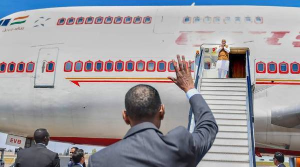 What lies behind India's Africa outreach?