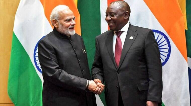 India-Africa relations, Africa strategy, aid to Africa, BRICS, Modi government, PM Modi, bilateral ties, Indian Express columns