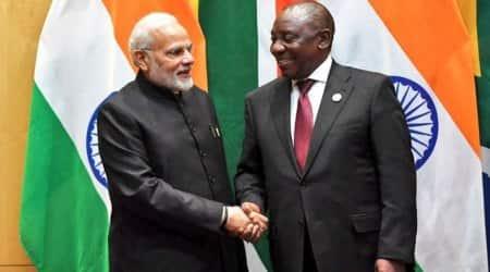 Modi at BRICS Summit LIVE: PM meets Xi,Putin
