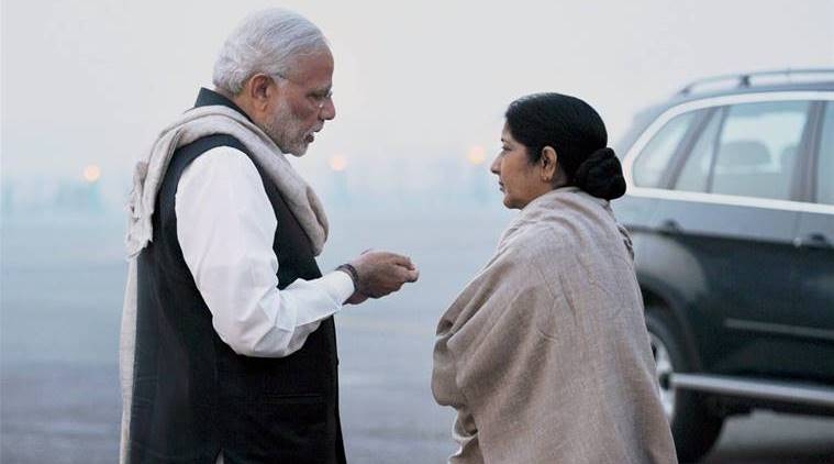 Modi third most followed world leader on Twitter, Swaraj most popular among women leaders
