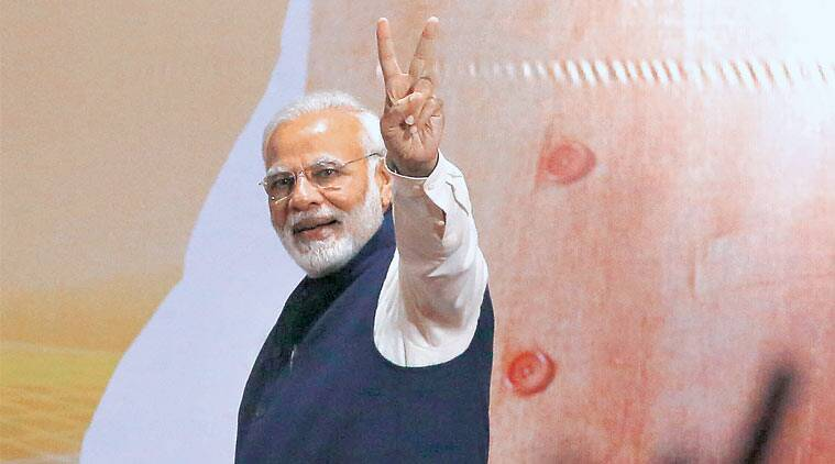Prime Minister Narendra Modi. (Express file photo)