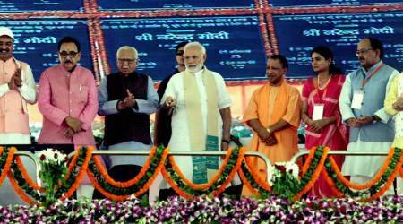 Those who delayed projects now shed crocodile tears: PM Narendra Modi