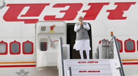 The details of Modi's foreign travel expenditure under the three heads were shared in Rajya Sabha by MoS, External Affairs, V K Singh.