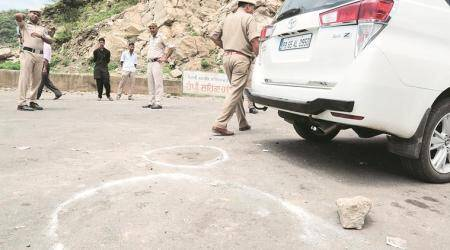 Mohali carjacking accused shot dead in Himachal encounter