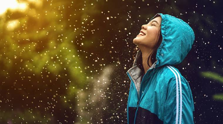 monsoon, rainy season, rain take care of skin, skin glow rain, how to take care of your skin, rainy season skin glow, home made face masks, clean your face, indian express, indian express news