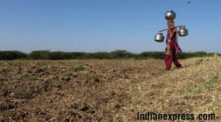 Forced to walk miles, India water crisis hits rural womenhardest