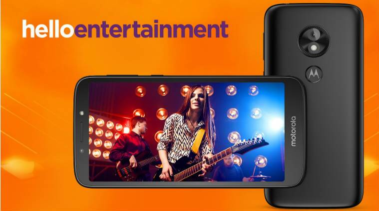 Moto E5 Play Android Oreo launched: Price, specifications and features