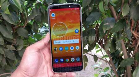 Moto E5 Plus first impressions: Stylish design and big battery stand out